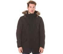 Arctic - Mantel für Herren - Schwarz