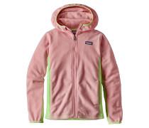 Micro D - Kapuzenpullover für Mädchen - Pink