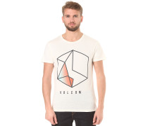 Geostone LW - T-Shirt für Herren - Weiß
