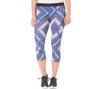 Dri-FIT Crop Legging - Trainingshose für Damen - Blau