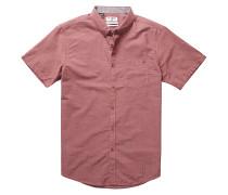 All Day Chambray Sho - Hemd für Herren - Rot