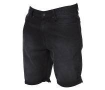Outsider 5 Pocket Denim - Shorts für Herren - Schwarz