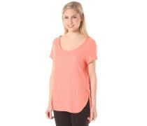 Rap Around B - T-Shirt für Damen - Orange