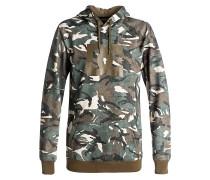 Snowstar - Kapuzenpullover für Herren - Camouflage