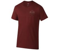 Hex-A-Gone - T-Shirt für Herren - Rot