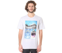 JJF Photo Aloha - T-Shirt für Herren - Grau