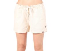 Bina - Shorts für Damen - Beige