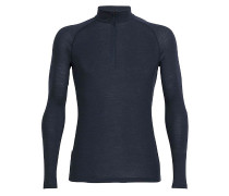 Everyday L/S Half Zip - Funktionsunterwäsche für Herren - Blau
