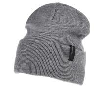 Lokuss 3Mütze Grau