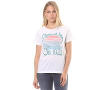 Last Chance - T-Shirt für Damen - Weiß