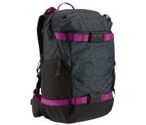 Riders Pack 23L - Rucksack für Damen - Grau