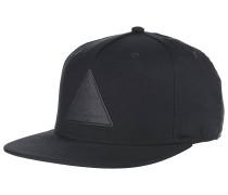 X2 Snapback Cap - Schwarz