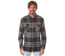 Bowery L/S - Hemd für Herren - Grau