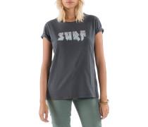 Ocean Tides - T-Shirt für Damen - Schwarz