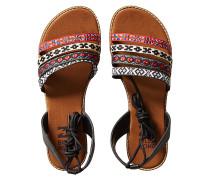 Shorelinez - Sandalen für Damen - Schwarz