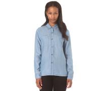 Trader 2 - Hemd für Damen - Blau