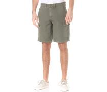Laid Back - Cargo Shorts für Herren - Grün