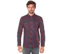 Mc Valle L/S - Hemd für Herren - Blau