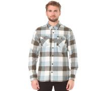 Box Flannel - Hemd für Herren - Grün