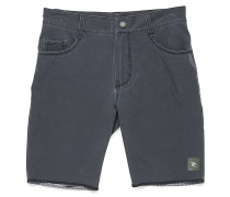 5 Pocket Shorts - Schwarz