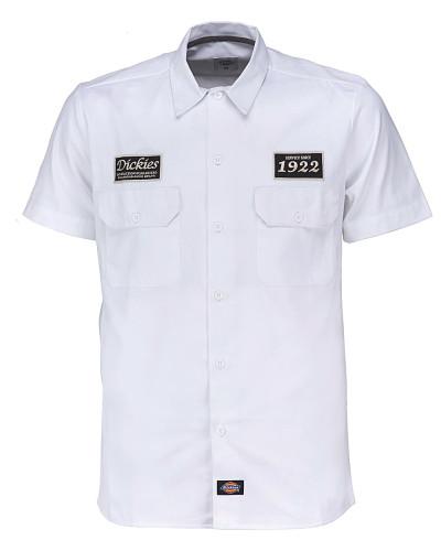 North Irwin - Hemd - Weiß