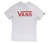 Classic - T-Shirt für Jungs - Grau