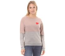 Rosanna Crewneck - Sweatshirt - Grau