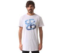 Icon Logofill Underwater Teamfit - T-Shirt für Herren - Weiß