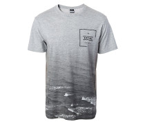 Bottom Turn - T-Shirt für Herren - Grau