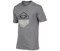 O-Split Hex - T-Shirt für Herren - Grau