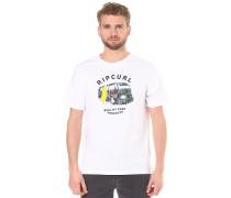Van Allover - T-Shirt für Herren - Weiß