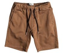 Fonic - Shorts für Jungs - Braun