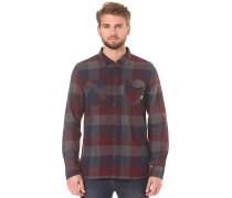 Box Flannel - Hemd für Herren - Blau