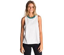 Surf Geo - T-Shirt für Damen - Weiß