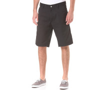 Presenter - Chino Shorts für Herren - Schwarz