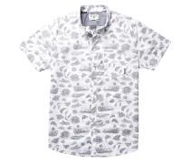 Dark Sunrise - Hemd für Herren - Weiß