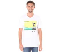 Rock The Plank - T-Shirt für Herren - Weiß