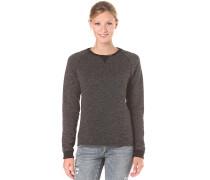 Oval - Sweatshirt für Damen - Schwarz