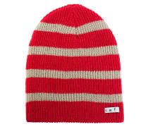 Daily StripeMütze Rot