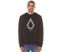 Stone Pack Crew - Sweatshirt für Herren - Schwarz