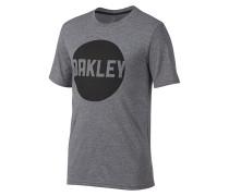 O-Circle - T-Shirt für Herren - Grau