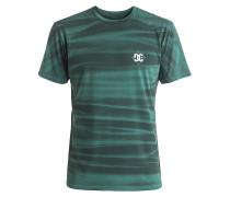 Solo Stripped - T-Shirt für Herren - Grün