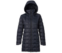 Ak Long Baker Down - Outdoorjacke für Damen - Schwarz