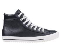 Boot HiSneaker Schwarz