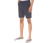 "Authentic 20"" - Shorts für Herren - Blau"