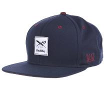 Daily Flag Snapback Cap - Blau