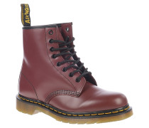 1460 Smooth 59 Last Stiefel - Rot