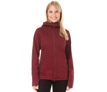 Ultimate - Funktionsjacke für Damen - Rot