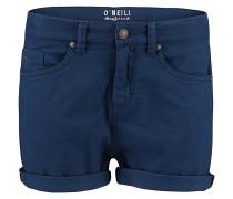 Pkt Long - Shorts für Damen - Blau