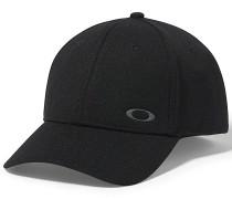 Silicon Ellipse Flexfit Cap - Schwarz